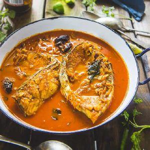 Kerala Fish Curry Gravy