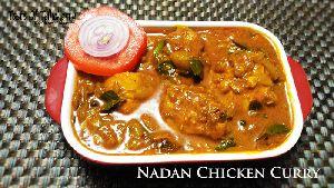 Nadan Chicken Curry Gravy
