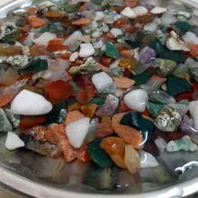 Aquarium Decoration Agate Stone Chips