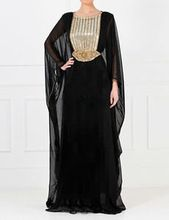 Abaya Jalabiya Maxi Dress Wedding Gown