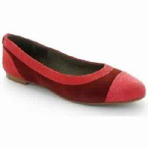 Ballerinas Elisa Red Women Shoes