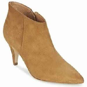 Low Heel Boot Camel Women Shoes Ankle Boots