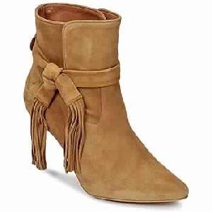 Miranda Cognac Women Shoes Ankle Boots