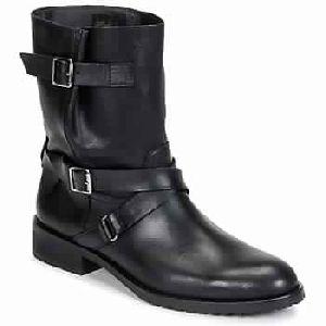 Temoli Black Women Shoes Boots