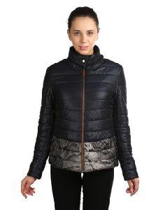 Black Womens Reversible Jacket