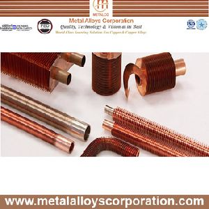 Copper Heating Fin Tube