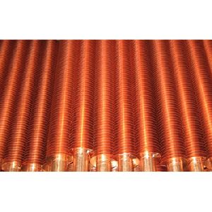 Extruded Copper Fin Tube For Cooler