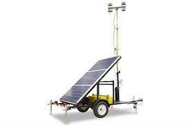 Solar Mobile Light