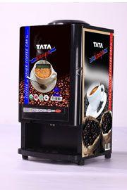 Double Option Premix Coffee Machine