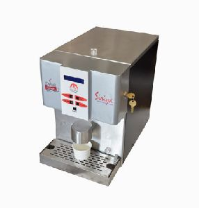 Fresh Milk Filter Coffee Machine
