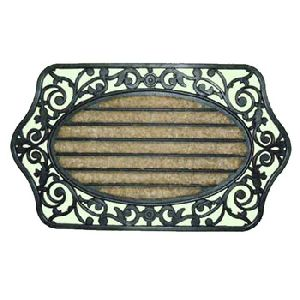 Custom Printed Rubber Grilled Mats