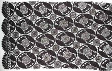 POLYESTER TEXTURED Lace