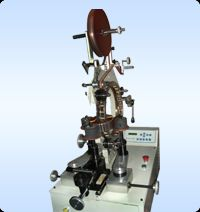 Gear Type Toroidal Tape Winding Semi-automatic Machine