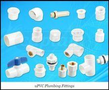uPVC Pipe Plumbing Fittings