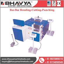 Bus Bar Bending Cutting Punching Machine