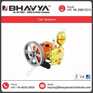 Car Washer And Gear Pumps