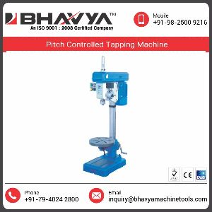 Pitch Controlled Cnc Drilling Machine