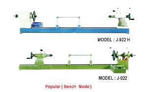 Wood Working Machine Bench Model
