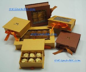 Customized Chocolate Box
