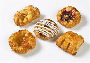 Mini Danish Croissants Pastry