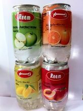 Fruit Flavored Aerated Water