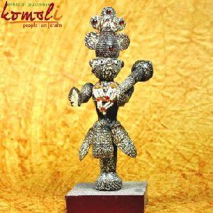 Hanuman Betelnut Sculpture