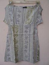 cotton voile printed dresses