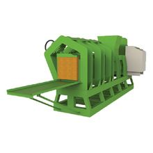 Coco Peat Bale Processing Machine