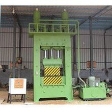 Coir Pith Grow Bag Slab Making Machine