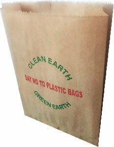 Brown Kraft Paper Grocery Bags