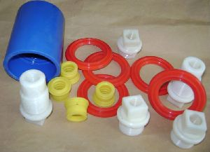 Machined Plastic Components