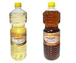 Refined Mustard Oil