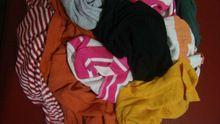 Color Cotton Rags
