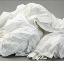 Cotton Hospital Flannel Wiping Rags