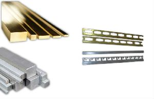 Brass Flat Bars And Projoint Strip