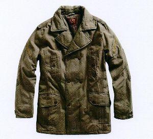 Army Long Jacket