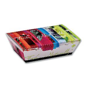 Cardboard Snack Box