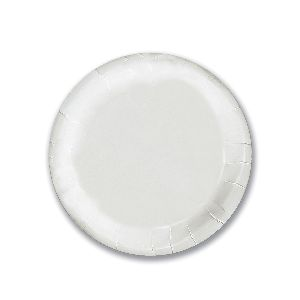 Extra-strong Paper Plate 7in - White