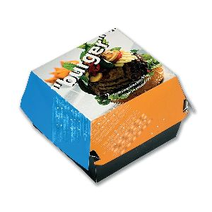 Paper Burger Box