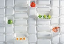 Snack And Lunch Foam Box