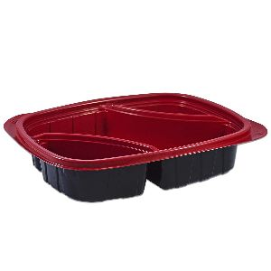 Red Hot Multipurpose Plastic Containers