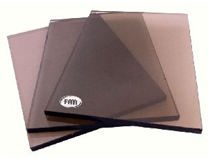 Brown Tinted Building Glass