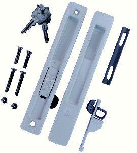 Sliding Window Lock With Key