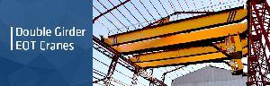 Double Girder Eot, Bridge Cranes