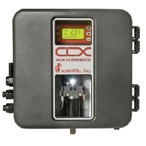 CLX Online Residual Oxident and Chlorine Monitor