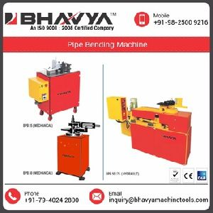 Automatic Hydraulic Stainless Steel Ss Pipe Bending Machine