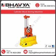 Cylinder Block Boring Facing Honing Machine