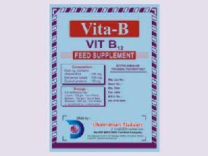 Vita B12 Feed Supplement