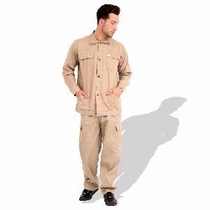 Cp 1200 Cotton Pre - Shrunk Pant Shirt