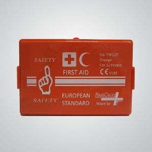 First Aid Box (For 12 People) GKB 102